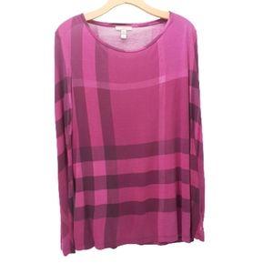 BURBERRY BRIT Long Sleeve T-Shirt